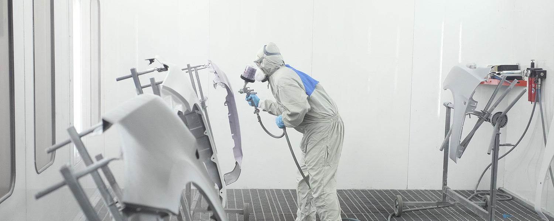 Кузовной и малярный ремонт